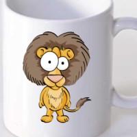 Mug Lion Lion