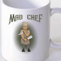 Mug Mad Chef