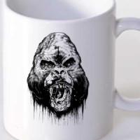 Mug Mad Gorilla