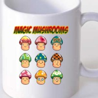 Mug Magic Mushrooms