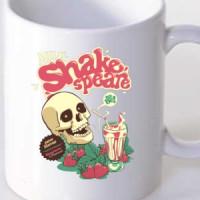 Mug Milk Shakespeare