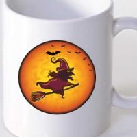 Mug Moon Witch