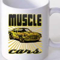 Mug Muscle Cars