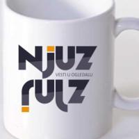 Mug News - White