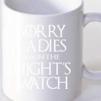 Mug Night Watch