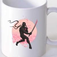Mug Ninja Action