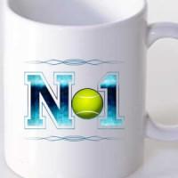 Mug No.1 - Novak Djokovic