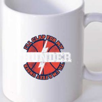 Mug Oklahoma Thunders