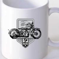 Mug Old Biker