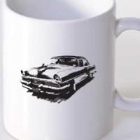 Mug Old Car