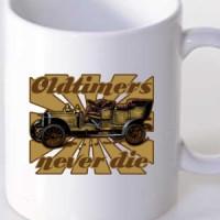 Mug Oldtimers Never Die