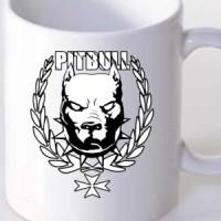 Mug Pit Bull