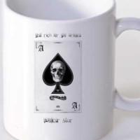 Mug Poker Ace