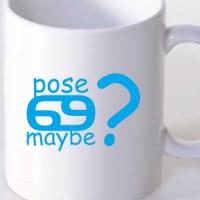 Mug Pose 69 Male