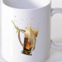 Mug Professional beer drinker