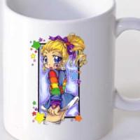 Mug Rainbow Girl