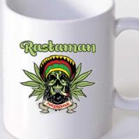 Mug Rastaman