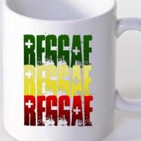 Mug Reggae Colors
