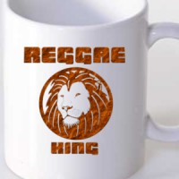 Mug Reggae King