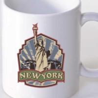 Mug Retro New York