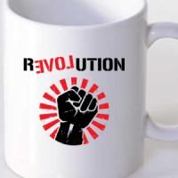 Mug Revolution Love