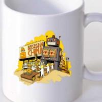 Mug Robot Factory