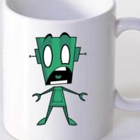 Mug Robot Panic
