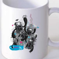 Mug Robots In Your City