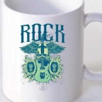 Mug Rock Guitar
