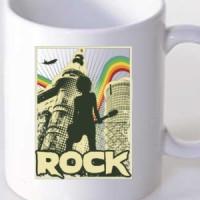 Mug Rock Poster