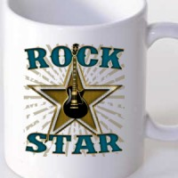 Mug Rock Star