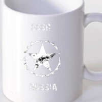 Mug Russia Love