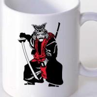 Mug Samurai Warrior