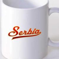 Mug Serbia