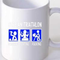 Mug Serbian Triathlon | Serbian Triathlon