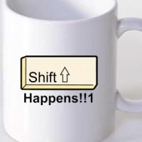 Mug Shift Happens