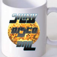 Mug Shiny Disco Ball