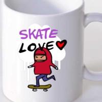 Mug Skate Love