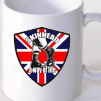Mug Skinhead