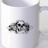 Mug Skull 10
