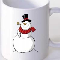 Mug Snowman