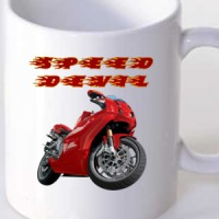 Mug Speed Devil