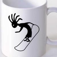 Mug Surfer