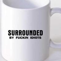 Mug Surrounded