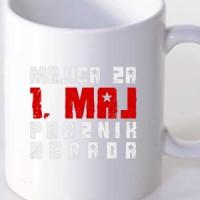 Mug T-Shirt For The Holiday Of Idleness (Black)