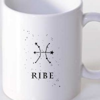 Mug T-Shirt Pisces Zodiac Sign