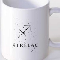 Mug T-Shirt Sagittarius zodiac sign
