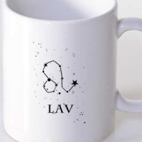 Mug T-shirt Leo Zodiac Sign