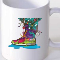 Mug The World Is Under Your Feet