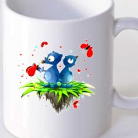 Mug The motive for Valentine's Day 20